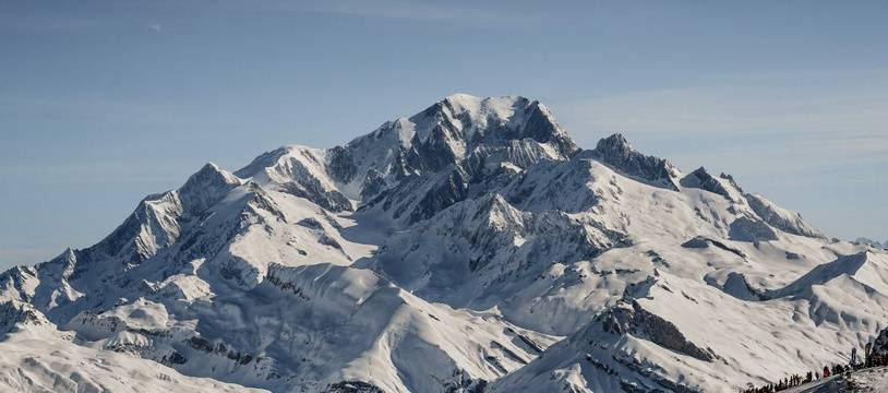 Image d'illustration du massif du Mont-Blanc.
