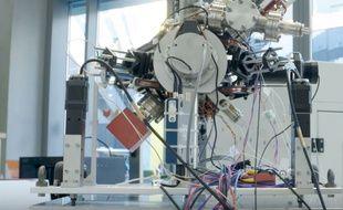 Des chercheurs britanniques ont mis au point une « boussole quantique ».