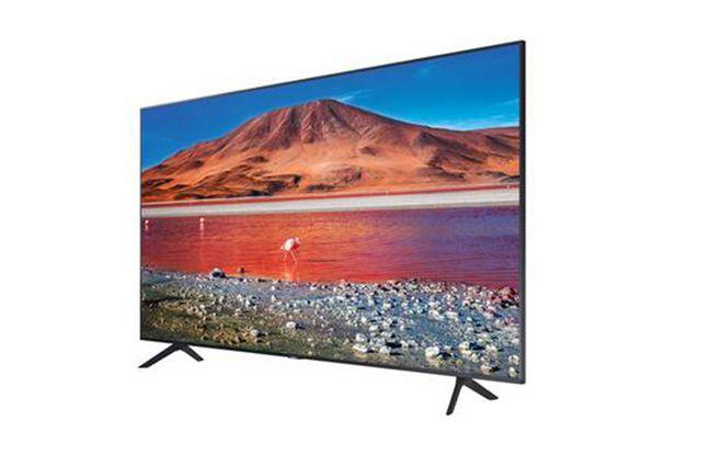 La Smart TV Samsung UE50TU7125.