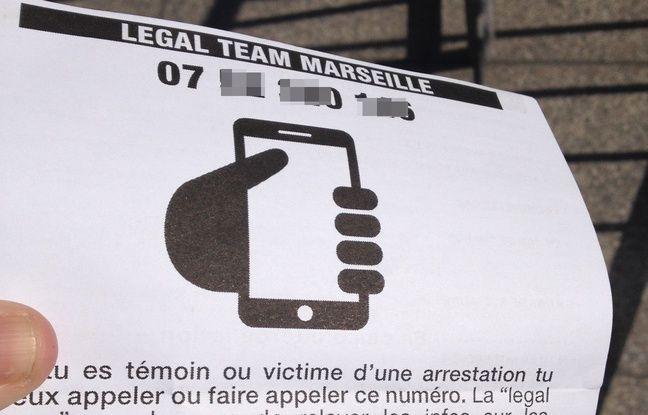 Tract d'aide aux opposants à la loi El Khomri