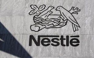 Le logo de Nestlé