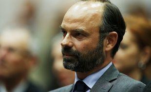 Edouard Philippe, le nouveau Premier ministres.
