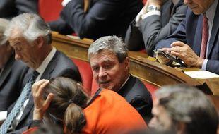 Philippe Briand à l'Assemblée nationale de 27 mai 2014.