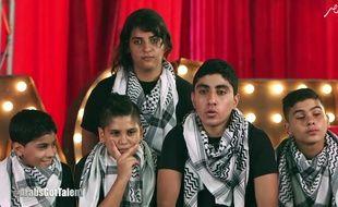 Le groupe oriental Al Takht Al Sharqi dans «Arabs Got Talent».