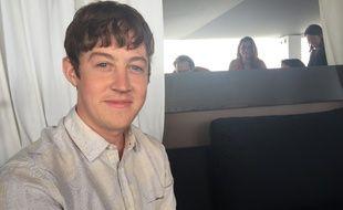 Barry Keoghan découvre la gloire sur la terrasse Mouton-Cadet