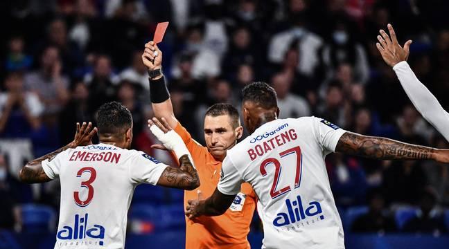 OL-Lorient : « La VAR était là ? », les Lyonnais encore bien énervés par l'arbitrage
