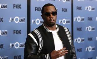 Le rappeur et homme d'affaires P. Diddy