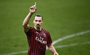 L'attaquant de l'AC Milan en revenu cette année.
