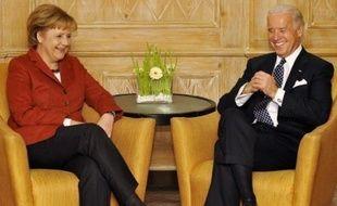 Le vice-président américain Joe Biden doit prononcer samedi en milieu de journée à Munich le premier grand discours de politique étrangère de la nouvelle administration américaine qui devrait marquer une rupture avec la politique de l'ex-président George W. Bush.