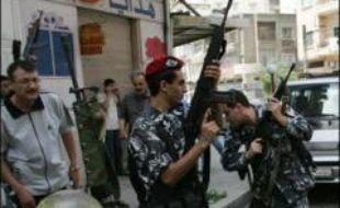 Ces combats, qui ont éclaté dimanche à Nahr el-Bared et dans la ville voisine de Tripoli, ont soulevé de nouvelles craintes sur la stabilité du Liban, enlisé depuis des mois dans une profonde crise politique.