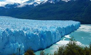 Le glacier Perito Moreno se situe dans le parc national Los Glaciares en Patagonie argentine.