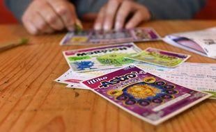 Le jeune dealer de Toulouse offrait des jeux à gratter pour fidéliser ses clients. Illustration.