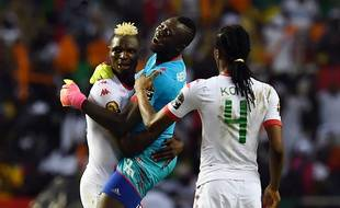 Le Burkina Faso est qualifié pour les demi-finales de la CAN