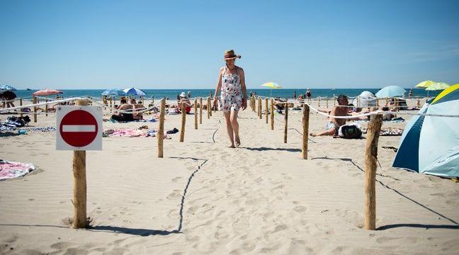 Gare à ces photos hors contexte d'une prétendue « plage dynamique »