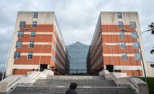 Les bâtiments du conseil départemental de la Haute-Garonne.
