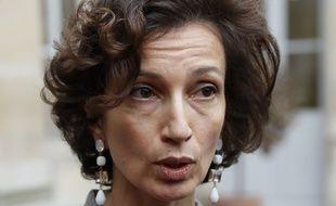 Audrey Azoulay, ministre de la Culture et de la Communication, le 14 novembre 2016.