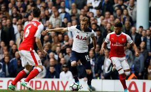 Kane, lors du derby londonien
