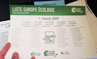 La liste Europe Ecologie a réalisé l'un de ses plus gros scores en Loire-Atlantique.