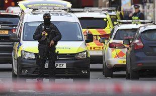 Londres a une nouvelle fois été la cible d'une attaque terroriste