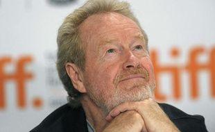 Le réalisateur Ridley Scott participe à une conférence de presse pour le film «Cracks», lors du Festival international du film de Toronto, le 12 septembre 2009.