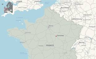 Jonches (Yonne).