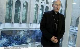 L'archevêque de Rennes Mgr Pierre d'Ornellas a recueilli une vingtaine de témoignages d'enfants victimes d'abus sexuels au sein de l'Eglise.