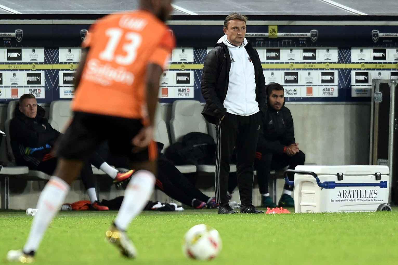 Lorient: Casoni nouvel entraîneur