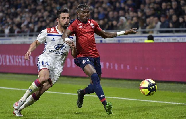 Mercato OL: Les Lillois Mendes et Koné officialisés, Aulas confiant pour Lopes et Cherki... Lyon avance très vite