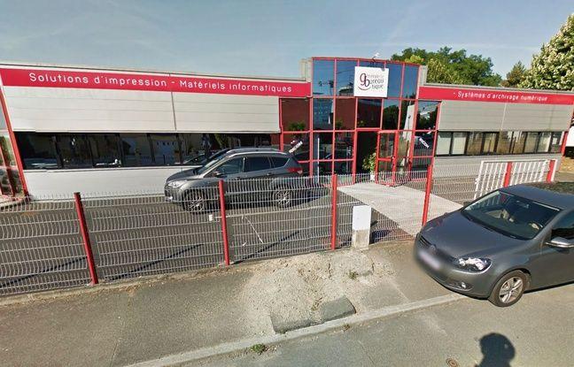 Le siège de la Générale de bureautique est basé à Nantes.