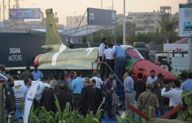 Le Pakistan mise sur ses avions de combat pour son économie