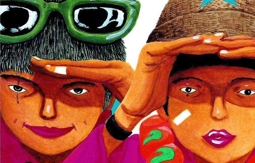 «Amer Beton», «Number 5», «Sunny»... Taiyô Matsumoto revient sur ses chefs d'œuvre du manga