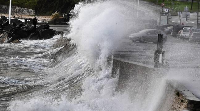 Tempête Aurore : Des dégâts parfois impressionnants en Bretagne et Pays-de-la-Loire
