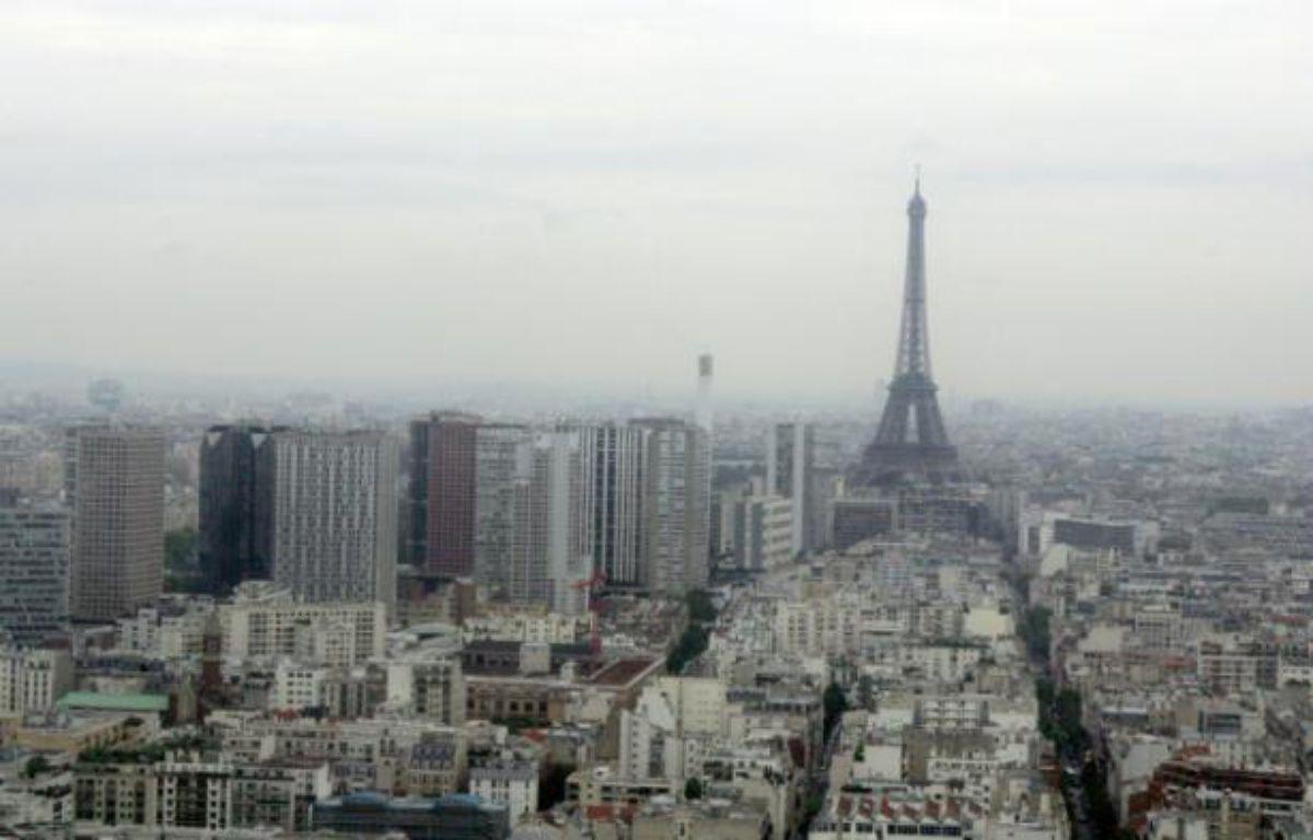 Le projet de réforme du statut de Paris prévoit de regrouper dans un même secteur, avec un seul maire, les quatre premiers arrondissements de Paris. – DAMIEN MEYER AFP