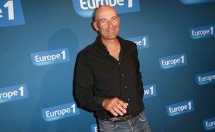 Nicolas Canteloup pour la conférence de rentrée d'Europe en septembre 2013