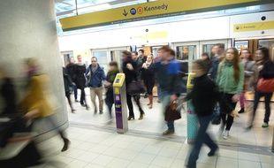 Le métro rennais dispose de sa propre playlist.