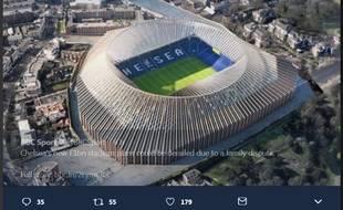 Le nouveau stade de Chelsea attend toujours le feu vert de la ville pour sortir de terre.