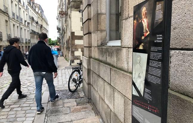 Nantes: Pourquoi la ville a renoncé aux plaques explicatives dans les rues portant un nom de famille négrière