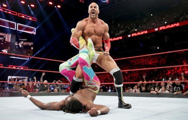 Combat lors du Raw de la WWE du 22 novembre 2016