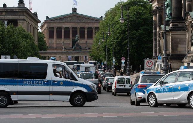Allemagne: Deux morts dans une fusillade en pleine rue à Halle, une personne arrêtée