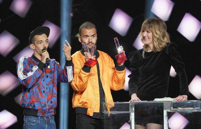 Victoires de la musique: Bigflo et Oli ont cassé un de leurs trophées