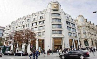 LVMH, qui possède Louis Vuitton, a fait un milliard de bénéfices au 1er semestre 2010.
