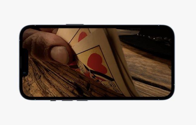 Un mode vidéo macro jusqu'à 2 cm.