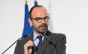 Le Premier ministre Edouard Philippe, le mardi 13 février 2018.