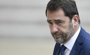 Christophe Castaner, le porte-parole du gouvernement le 18 mai 2017.