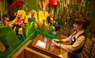 Le parc d'attractions Europa-Park recrute