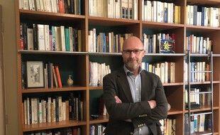 Olivier Mas, un ancien agent de la DGSE, vient de publier son deuxième livre