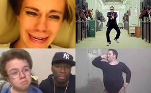 Montage photo de vidéos YouTube.