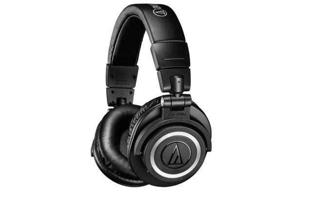 ATH-M50xBT d'Audio-Technica