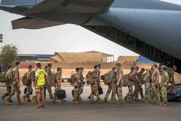648x415 france suspendu operations militaires barkhane conjointes forces maliennes jusqu junte dirigee colonel assimi goita repris controle gouvernement trans