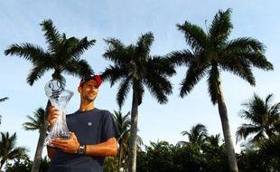 Le N.1 mondial Novak Djokovic, vainqueur de deux des trois principaux tournois du début de saison, l'Open d'Australie fin janvier et le Masters 1000 de Miami dimanche, se présente sur la saison de terre battue avec un énorme appétit et des espoirs légitimes.